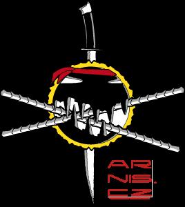 logo školy bojového umění Arnis